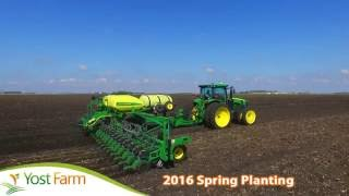 Yost Farm 2016 Spring Planting