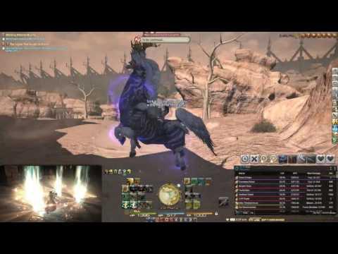 FFXIV Stormblood - Ixion Super Fate (A Horse Outside) aka DC