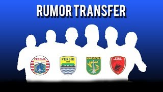 7 Rumor Transfer Pemain Liga 1 dari yang Terdegradasi hingga Top Skor Liga 1 2018