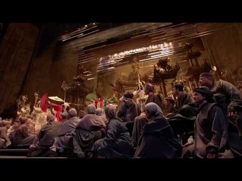 Turandot (Metropolitan Opera) — Bande-annonce VF (2019)