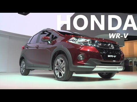 Honda WR-V - Salão do Automóvel 2016 | Webmotors