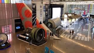 WOW 🤩  Everett Boeing Factory Tour