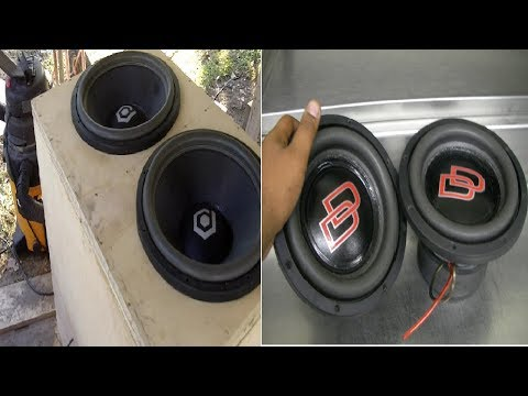 Soundqubed Dd Subs Will Play Low Here S Proof Subwoofer King