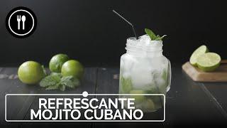Cómo hacer el auténtico y refrescante mojito cubano