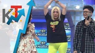 Vice Ganda, Biglang Napasayaw Sa Señorita!