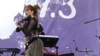 """Lindsey Stirling """"Heist"""" Live @ Now and Zen 2014"""