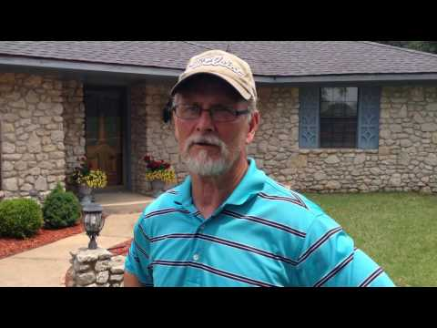 Gary T. Comments After Roof Installation