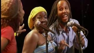 I Love You Too - Ziggy Marley (ft. Rita & Cedella Marley) | HBO's A Family Is a Family is a Family