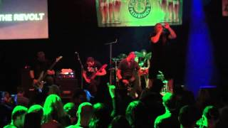 Video The Revolt - RockSession 2015_FIGHT