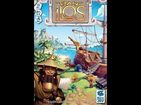 Bower's Game Corner: Ilos Review