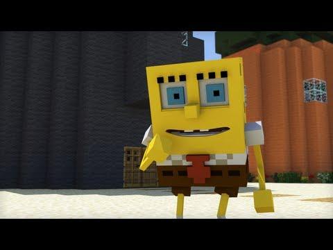 """, title : '""""Spongebob in Minecraft"""" - Animation'"""