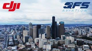 DJI MAVIC 2 PRO - Seattle, WA by drone