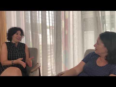 YouTube Video - Mano a Mano con Raquel Oberlander