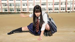 小松菜奈が全力疾走! 映画「恋は雨上がりのように」主題歌「フロントメモリー」MVが公開