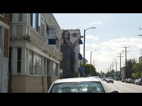 It's About Time The Teena Marie Mural at venice beach
