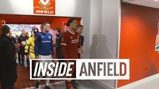 Inside Anfield: Liverpool 2-1 Everton | Van Dijk's dream debut | TUNNEL CAM