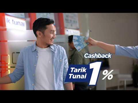 BRI Easy Card - Dapat Cashback Semudah Menghitung #TuWaGa