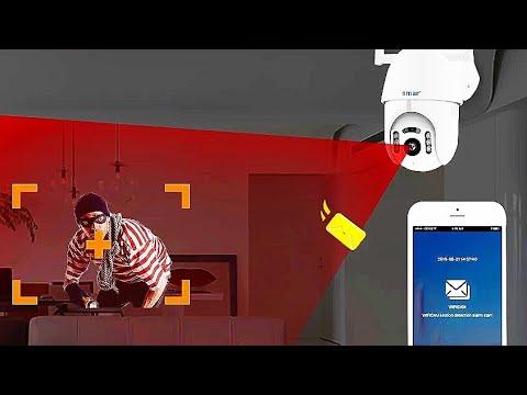 Беспроводная купольная камера видеонаблюдения Smar / Smar Wireless Dome Security Camera