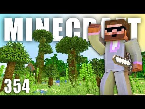 VÝBĚH PRO PANDY | Minecraft Let's Play #354