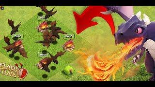 EJDER SHOW YAPTIK !! | Clash Of Clans