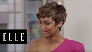 Facial Expressions | Tyra Banks University | ELLE