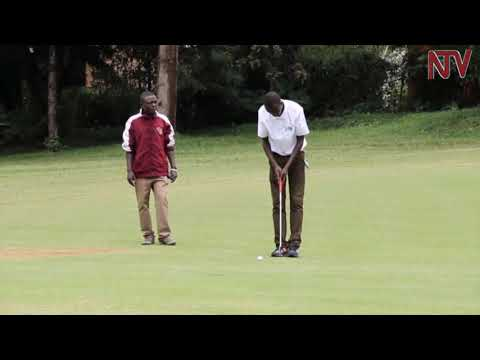 UGANDA GOLF OPEN: Karichu takes the lead as Kenyans continue to dominate