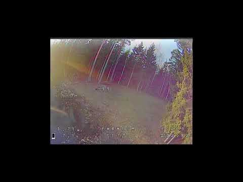 Flying FPV at 2 degrees celsius with gloves on #1 - GEPRC Phantom (2020 #4)