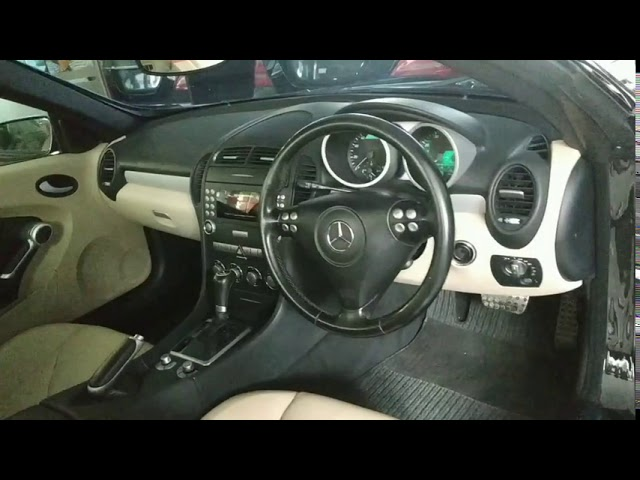 Mercedes Benz SLK Class SLK200 Kompressor 2007 for Sale in Islamabad