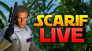 Star Wars Battlefront Scarif DLC LIVE: DT-29 IS AWESOME!