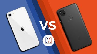Apple iPhone SE (2020) vs Google Pixel 4a: Ultimate Value Phone Showdown 2.0
