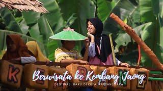 Ramai-ramai Berwisata ke Kembang Jaong, Kutai Kartanegara