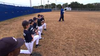 Outfield Fly Balls