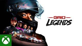 Xbox GRID Legends: Official Reveal Trailer anuncio