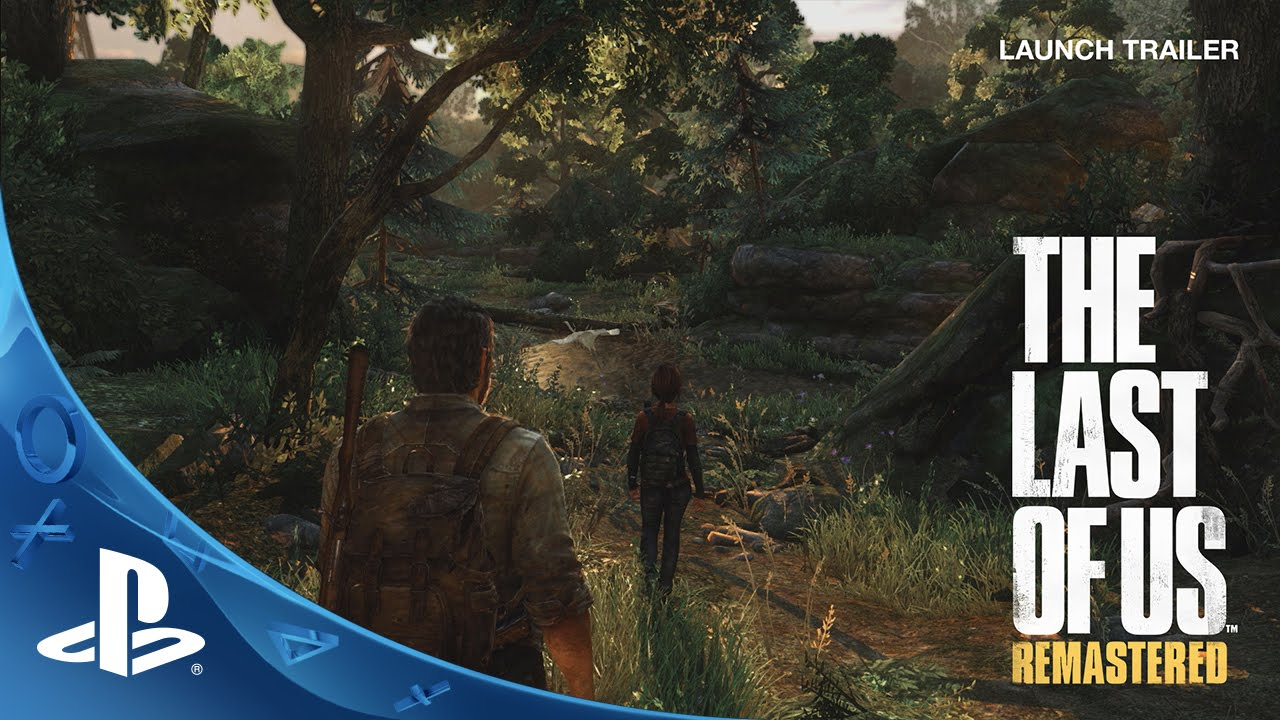 The Last of Us Remastered Out Today on PS4