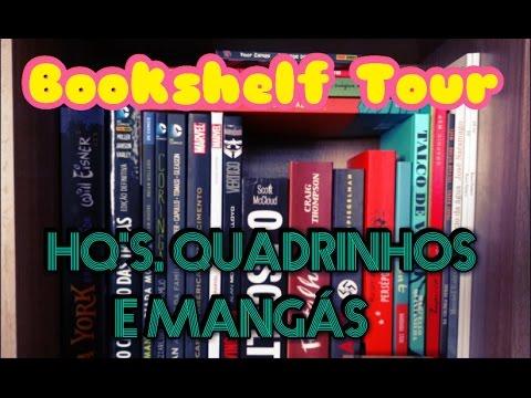 Bookshelf Tour #2 | Pilha de Leitura