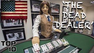 Top 10 Scary Las Vegas Urban Legends