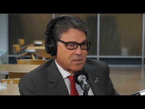 Rick Perry: debate over presidential phone calls is