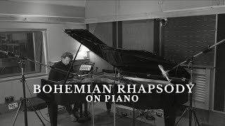 Bohemian Rhapsody (Arr. for Piano) Mastered at Rockfield Studios - Luke Faulkner