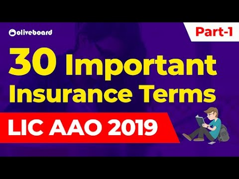 mp4 Insurance Terms, download Insurance Terms video klip Insurance Terms