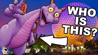 Figment: The Most Popular Disney Character You've Never Heard Of
