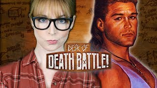 The GARBAGE Billy Ray Cyrus Comic   The Desk of DEATH BATTLE