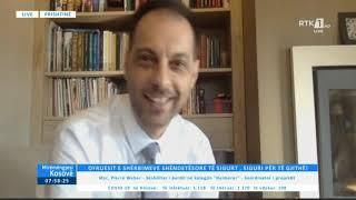 Mysafiri i Mëngjesit - Msc. Pierre Weber 14.07.2020