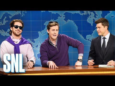 Weekend Update: Guy Who Just Bought a Boat on Dating - SNL