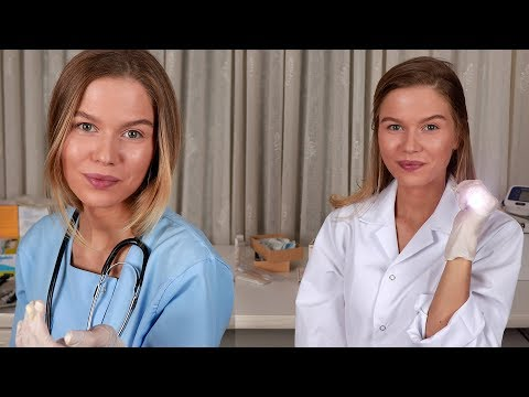 [ASMR] Appointment with Doctor Lizi.  Monthly Check Up.  Medical RP, Personal Attention