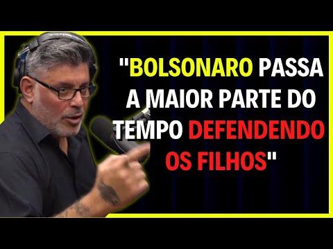 ALEXANDRE FROTA CONTA COMO BOLSONARO DEFENDE OS FILHOS| Cortes Podcast - Os Melhores!