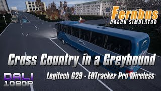 65538df3c21 Fernbus Simulator - Cross Country in a Greyhound 1080p 60fps