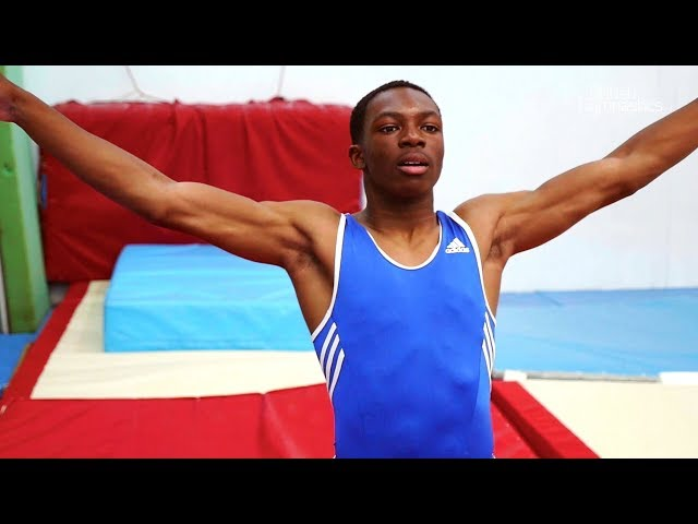 Dominic Mensah's top tumbling tips
