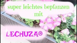 Neue Balkonkästen I LECHUZA® I Sofias Mommy Blog