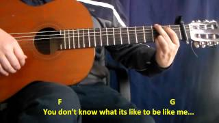 Welcome To My Life - Tutorial Guitarra - Simple Plan
