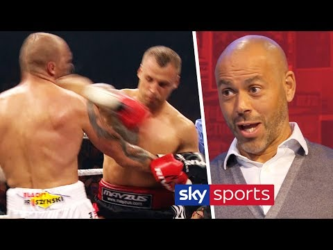 Should Mairis Briedisbeen disqualified for his elbow against Krzysztof Głowacki? | Nelson & Booth